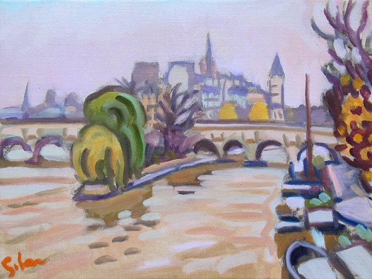Pont Neuf, Late November