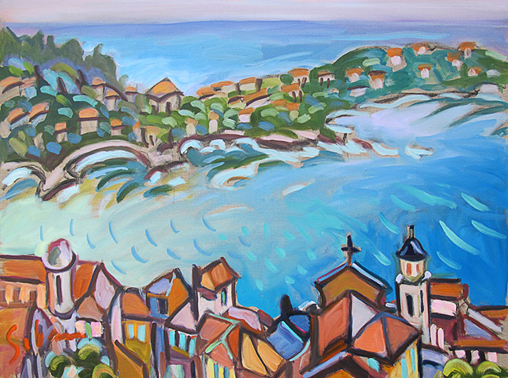 Bay of Villefranche
