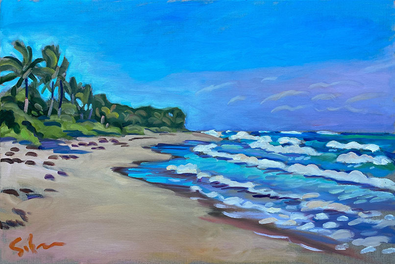 Beach, Palm Beach II