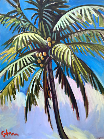 Coconut Palm II, Florida