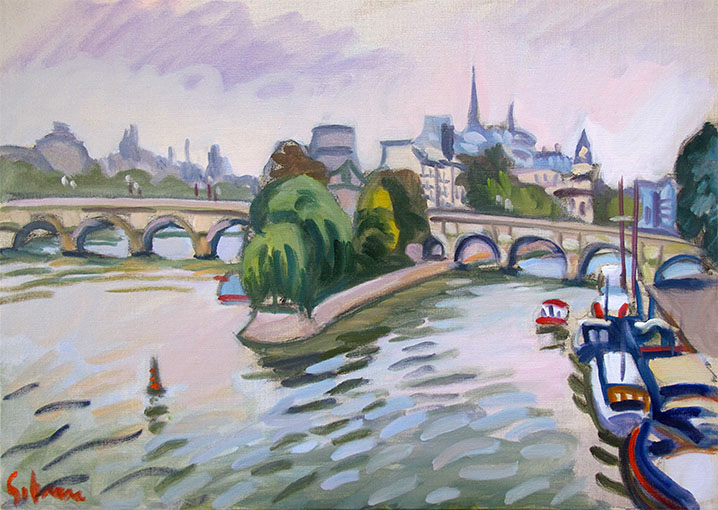 From Pont des Arts II