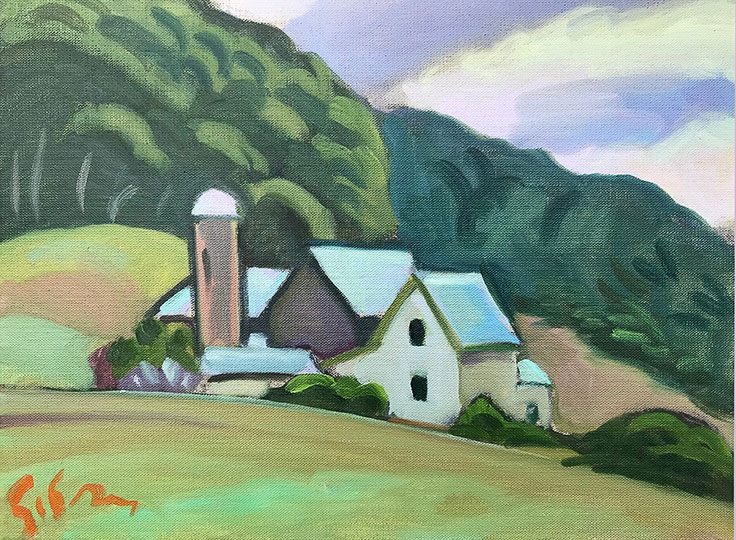 Dechow Barns, Soft Light