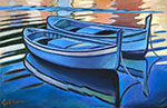 Blue Boats, Studio Version
