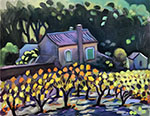 Farmhouse in the Luberon