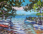 Mangroves with Dinghies