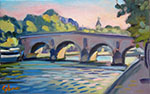 Soft Light, Pont Marie