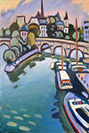 Pont Neuf, Studio Version